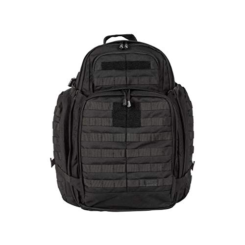 5.11 RUSH72 Tactical Backpack, Large, Style 58602, Black