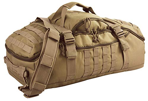 Red Rock Outdoor Gear - Traveler Duffle Pack , Coyote , 29 x 13 x 12 inches