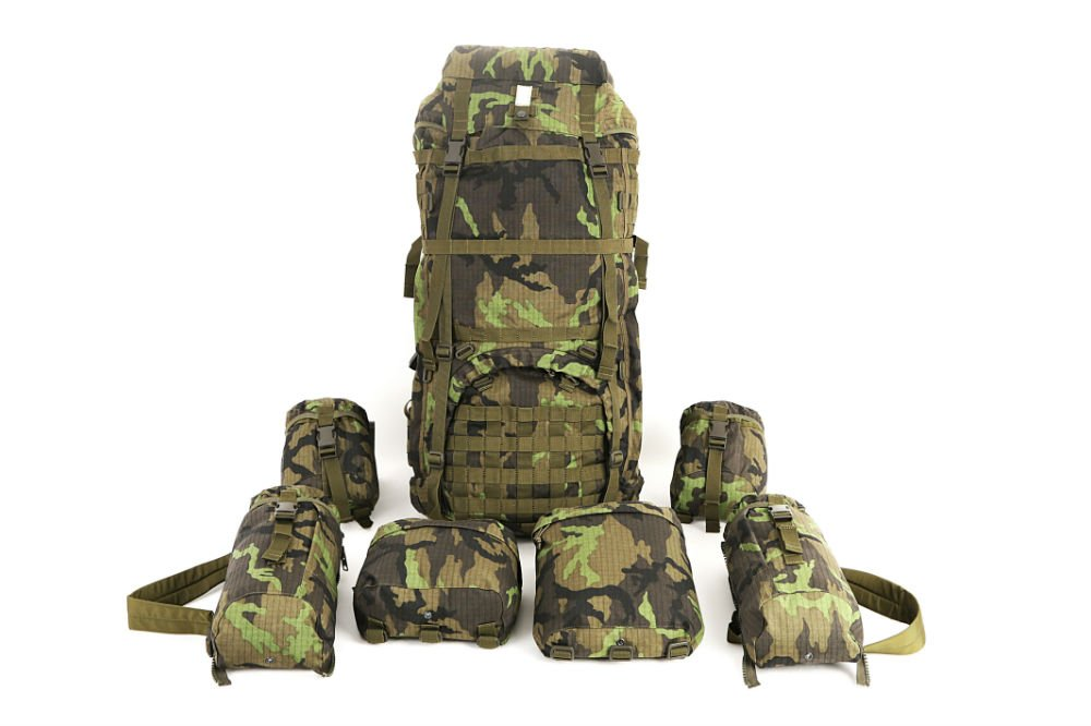 How to Pack an Army Rucksack