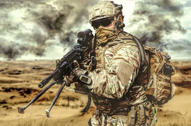 What Do Soldiers Carry in Their Backpacks?