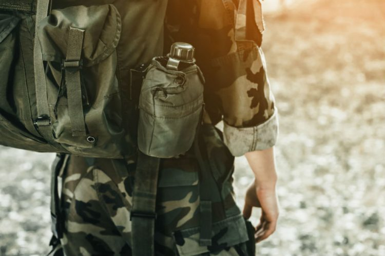 Military Rucksack with Frame: Best in Structure and Comfort